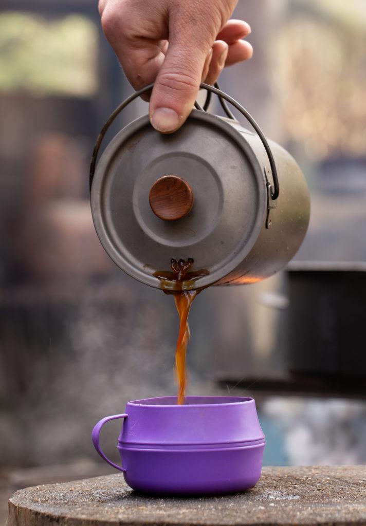 Verse koffie © Sabine Wolters